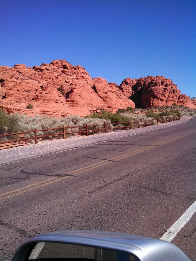 Snow Canyon is a natural wonder