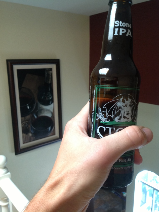 The thumb needs a little ice... how about a cold beer? Yep, that'll do the trick!